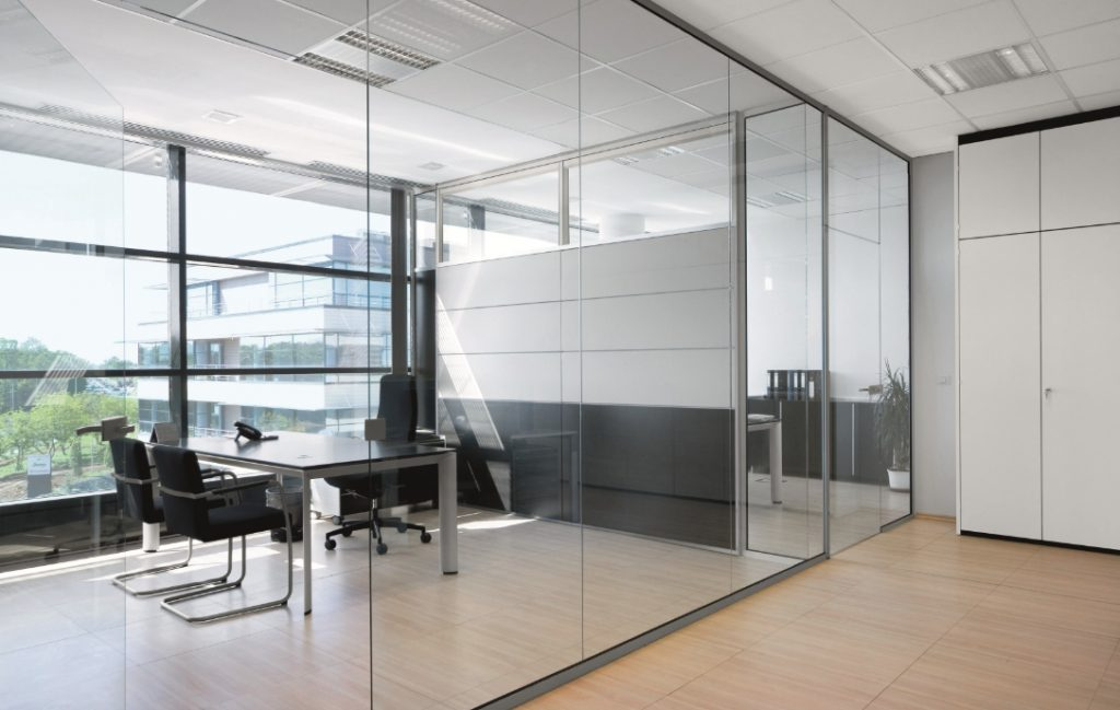 Why Glass Walls Are All The Rage In Office Remodels Glass Railing Systems For You Home And Office